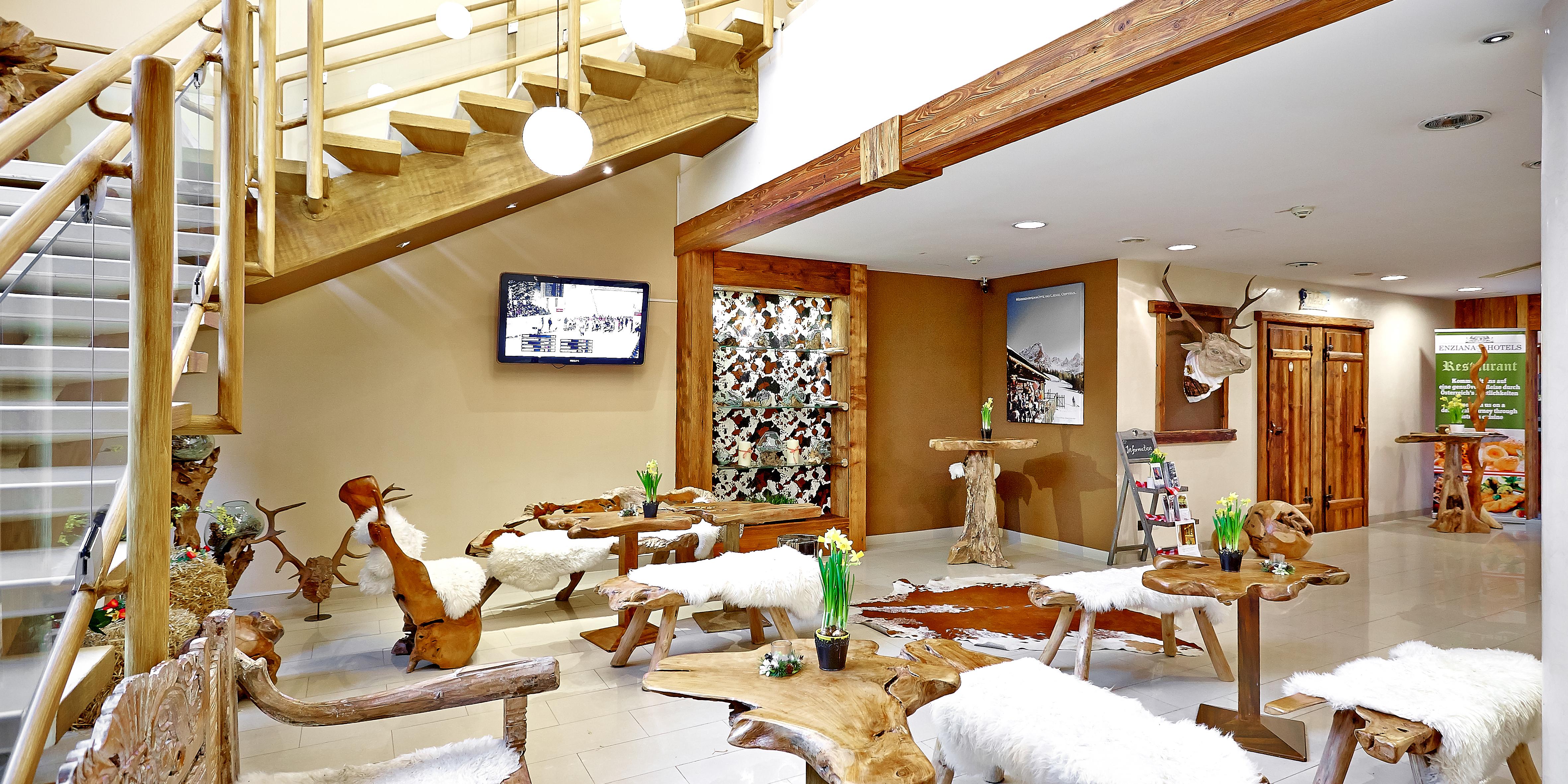 Hotel Enziana Rennweg 51 1030 Wien Tischlerei Lindner